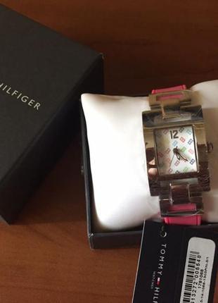 Дизайнерские оригинальные часы tommy hilfiger из сша