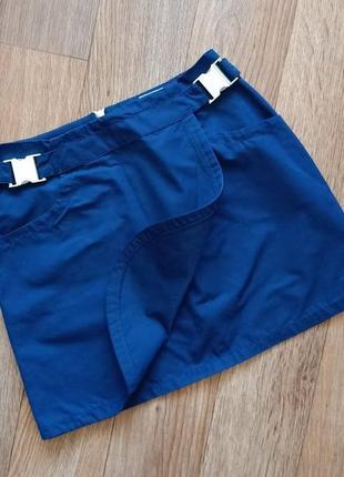 Dolce & gabbana мини юбка в спортивном стиле /размер xs-s