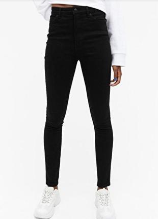 Чорні джинси бренд monki oki black jeans