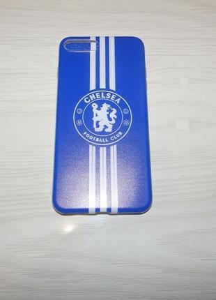 Чехол для iphone 7 plus 8 plus print chelsea football club дизайнерские чехлы