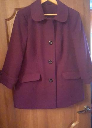 Стильное качественное пальто на осень! скоро холодает!