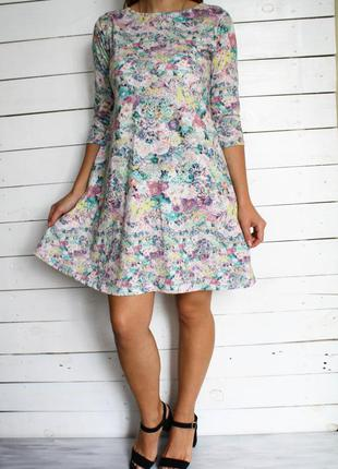 Платье свободного кроя  qed london