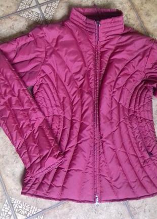 Пуховая курточка