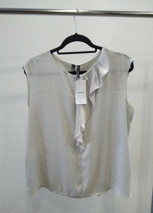 Блузка блуза футболка верх mango рубашка майка