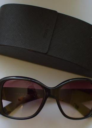 Солнцезащитные очки prada spr32p, оригинал.