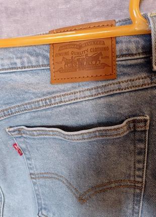 Джинсовая юбка levi's premium (levis, левайс , левис) оригинал5 фото