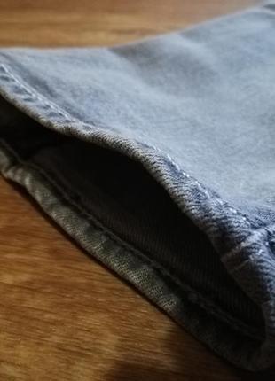 Джинсы мужские женские levis серые w30 l30 модель 5106 фото