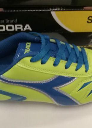 Футбольные бутсы diadora capitano md jr soccer shoe