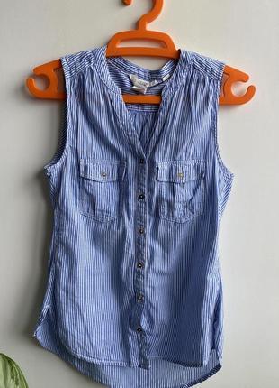 Літня блуза, блузка ,рубашка, блуза,, легкая рубашка, блузка, блуза xs