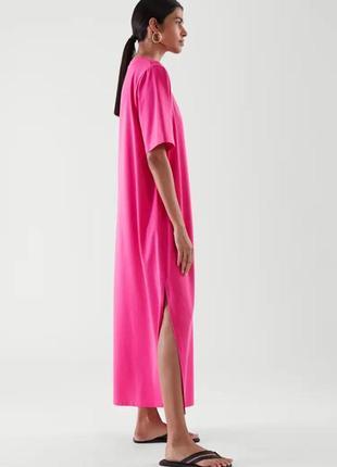 Cos платье - футболка из хлопка 🔖новая коллекция.
