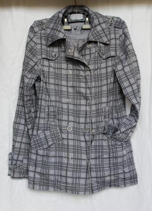 Тканевый пиджак пальто (063)