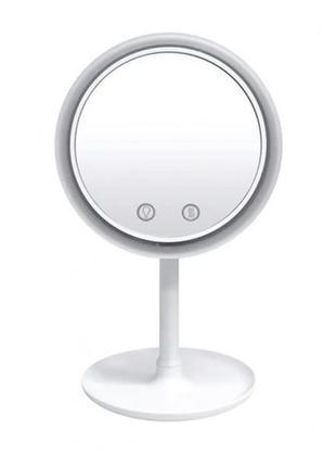 Зеркало с подсветкой и доп.функцией вентилятор