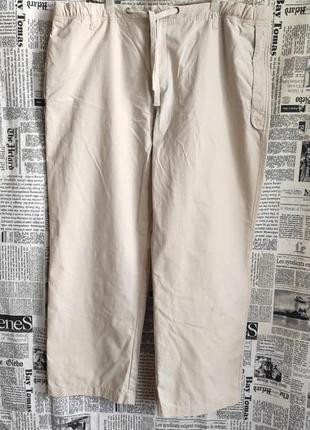 Мкжские брюки большой размер