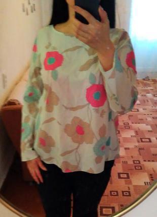 Papaya. очень красивая блуза