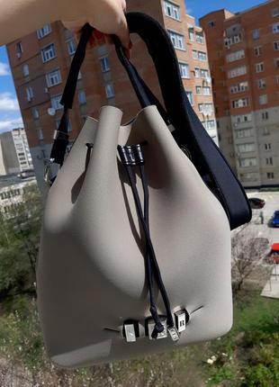 Итальянская сумка мешок save my bag