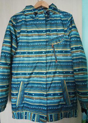 Новая лыжная куртка немецкой фирмы родео.