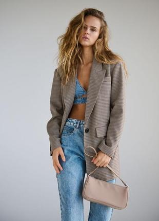 Легке пальто-блейзер пиджак