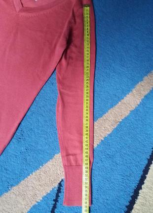 Новый удлиненный свитер h&m4