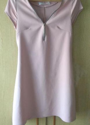 Платье на молнии montella