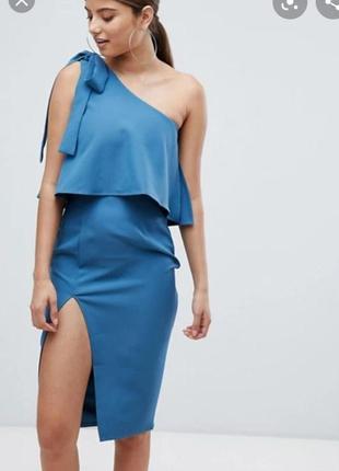 Ефектное платье
