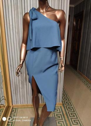 Ефектное платье3 фото