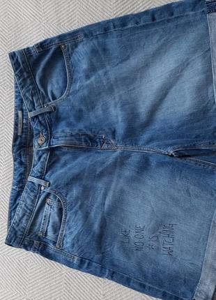 Чоловічі шорти джинсові.