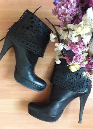 Осенние итальянские ботиночки