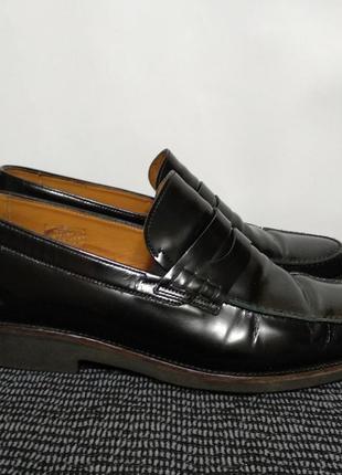 Мужские туфли, мокасины, пенни, лоферы navyboot размер 40