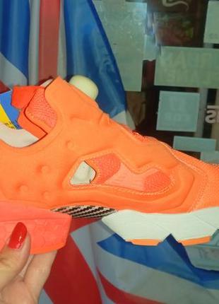 Кросівки помаранчеві дитячі жіночі літо