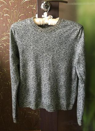 Модный свитер из мериносовой шерсти cos оригинал