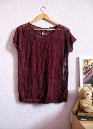 Купить блузку прозрачную