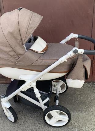 Детская коляска 2в1 bexa ideal