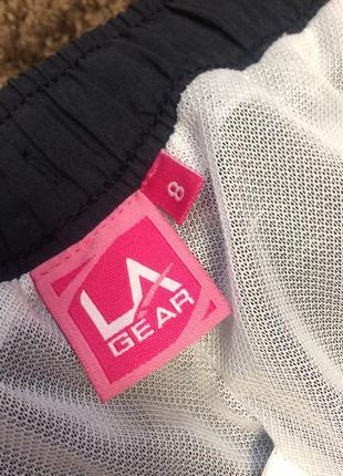 La gear спортивные штаны