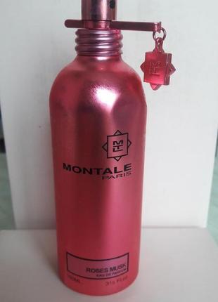 Montale roses musk парфюмированная вода.оригинал