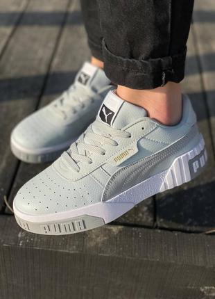 Модные кроссовки puma