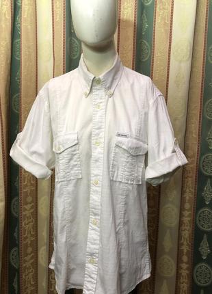 Тенниска рубашка американского премиальный бренд calvin klein.