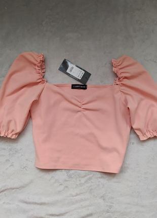 Нереальная блуза, очень нежно смотрится