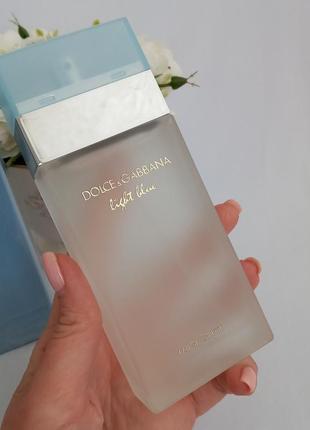 Dolce and gabbana light blue туалетная вода женская духи парфюм женские
