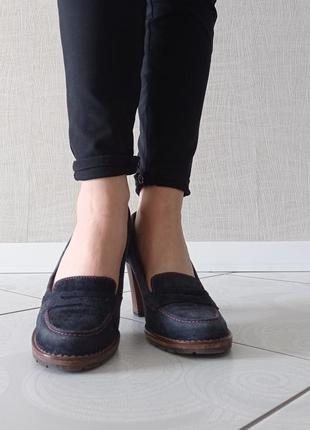 Туфли vero cuoio 38 р2 фото