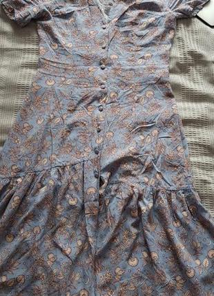 Літня сукня від mango в італійському стилі1 фото