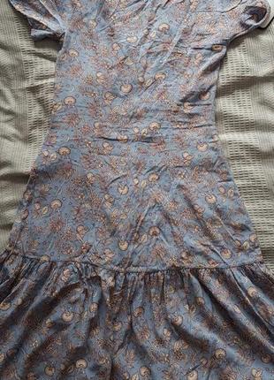 Літня сукня від mango в італійському стилі2 фото