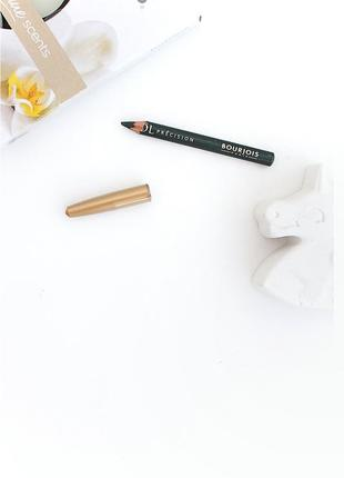 В подарок к любой покупке!  • темно-оливковый карандаш для глаз bourjois1 фото