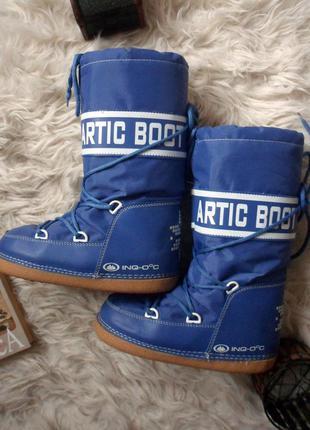 Moon boots сапоги-луноходы
