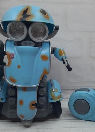 Робот сквикс автобот от hasbro