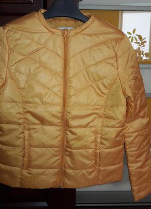 Стильная куртка la redoute франция 36 р. s