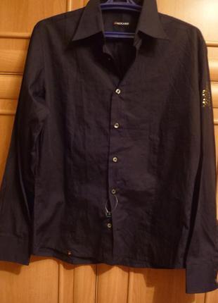 Черная рубашка packard оригинал