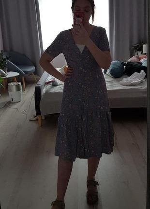 Літня сукня від mango в італійському стилі3 фото
