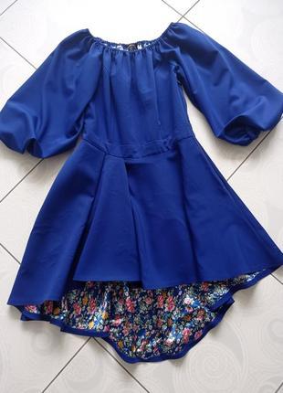 Платье вечернее s/m