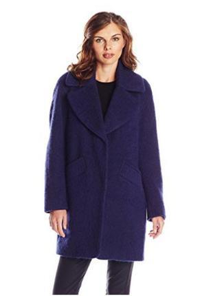 Шерстяное пальто lark&ro из сша