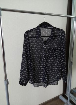 Блуза блузка рубашка рубаха george кофта кофточка